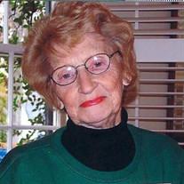Irene Cline Hogan