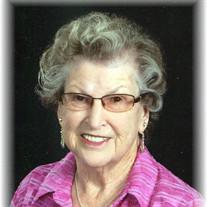 Mrs. Catheryn Pounds Luallen Morrison