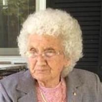 Gertrude Ellen French