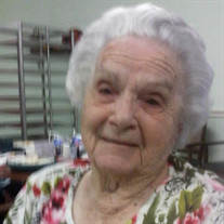 "Virginia ""Birdie"" Gerogene Thacker"