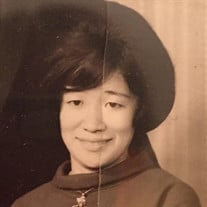 Eiko Yamazaki Patterson