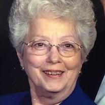 Martha  Henderson Sanders