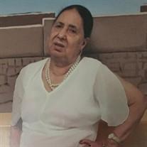Mrs. Maria Ledo Pontes