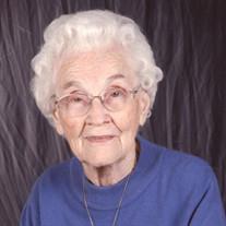 Frances Wright Wagoner
