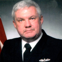 Command Master Chief Michael R. Byrne, USNR, Ret.