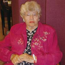 Mrs Eula B Sanders Gant
