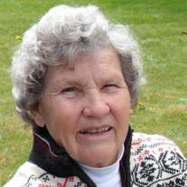 """Margaret """"Peg"""" Dorothea Stansbery"""