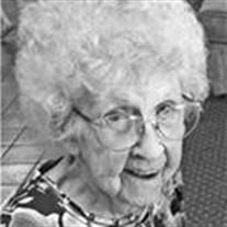 Dora Wutzke