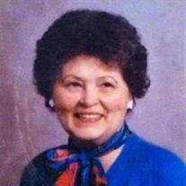 Margaret Luella Honegger