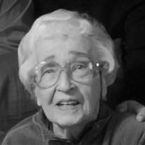 Jeannette Leonard Tibbels