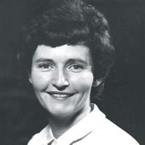 Mrs. Mary  Blair  Bailey