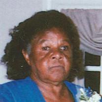 Mrs. Vallie Marie Johnson