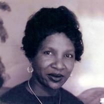 Mrs. Annie Bernice McCoy