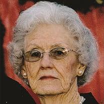 Mrs. Kathryn Watkins Hill