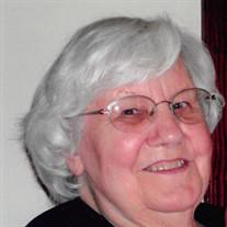 Mary Edith Gossman