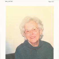 Wilma Mae Strohmeyer