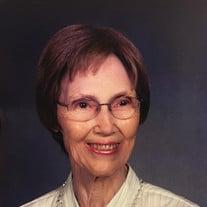 Barbara Luella (Spafford) Snyder