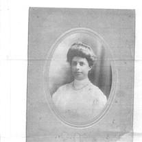 Miss Clara Zelpha Purkapile