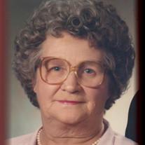 Mrs. Marjorie Floyd Jones