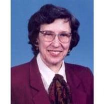 Dr. Ruth  Kantzer, PhD