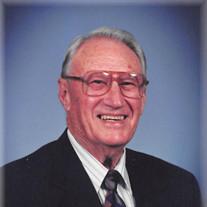 """Mr. Arley E. """"A.E."""" Denham"""