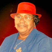Mrs. Willie Mae Wright