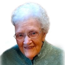 Mabel Rosella Christensen