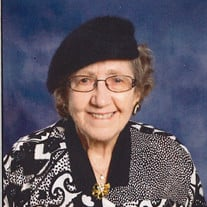 Judy Ferguson Moss