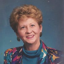 Shirley  Ann Evans