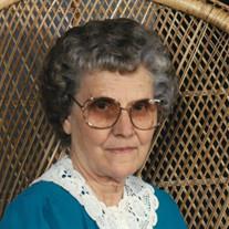 Faye Hickman of Bethel Springs, TN