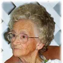Eudean Holt Brison, 85, Collinwood, TN