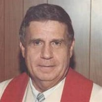 Rev. G. Robert Geyer, D. Min (Pastor Bob)