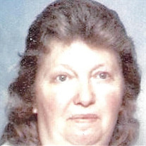 Sally Ann Johnston