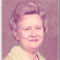 Mrs. Marie Davis