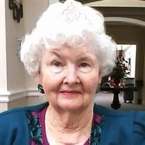 Mrs. Marjorie June Harrison Quebe