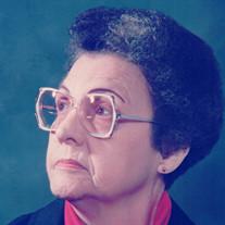 Mrs. Martha Mae Denmark