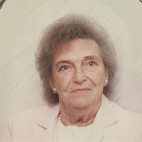 """Marguerite """"Peggy"""" Ratliff"""