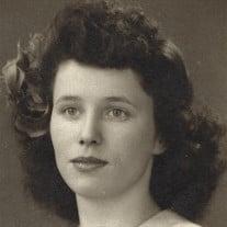 Frances A Parkes