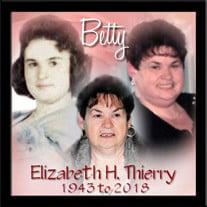 """Elizabeth H. """"Betty"""" Thierry"""
