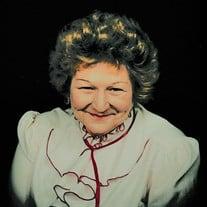 """Ernestine """"Ernie"""" Marie Shotts"""