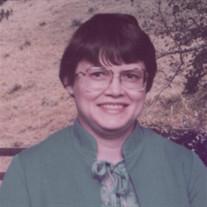 Doris Anita Burt