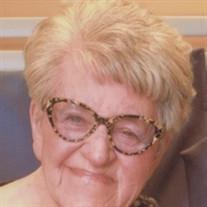 """Elizabeth """"Betty"""" Charlene (Fales) Gould Balogh"""