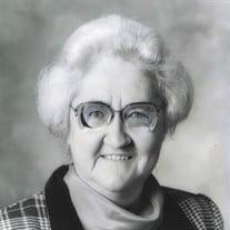 Florence Ruth Hartzler
