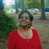 Mrs. Brenda Joyce Willingham Hall