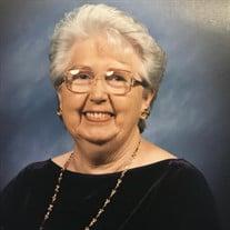 Gertrude T Green