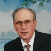 Horace J. Sanders of Michie, Tennessee