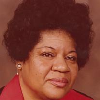 Mrs. Maenella Crowe
