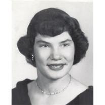 Mary Frances Hutchinson