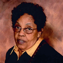 Rev. Cellestine Reed Lockhart