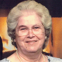 Velma Theresa Dupre LeBoeuf